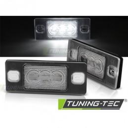 LICENSE LED LIGHTS 3xLED fits VW TIGUAN / TOUAREG / GOLF V VARIANT / PORSCHE CAYENNE with Canbus