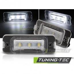 LICENSE LED LIGHTS fits MERCEDES M-KLASA W164 05-11 / R-KLASA W251 05-10