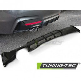 DIFFUSOR MP SINGLE OUTLET TWIN MUFFLE fits BMW F32 / F33