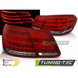 LED FEUX ARRIERE RED WHITE SEQ fits MERCEDES W212 E-KLASA 13-16