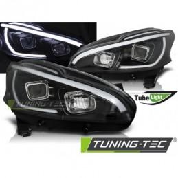 PEUGEOT 208 4.12-06.15 TUBE LIGHT BLACK