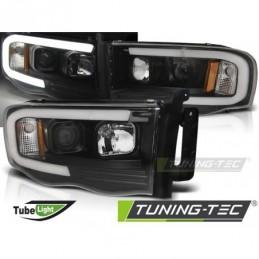 DODGE RAM 02-06 TUBE LIGHT BLACK