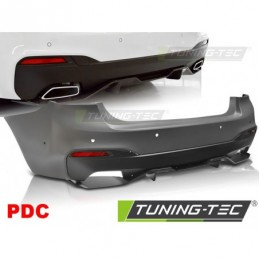 PARE CHOCS ARRIERE PERFORMANCE STYLE PDC fits BMW G30 17-