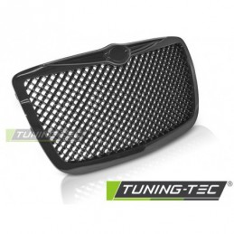 GRILL BENTLEY STYLE GLOSSY BLACK fits CHRYSLER 300 C 04-11