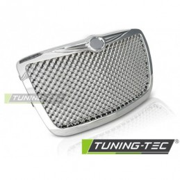 GRILL BENTLEY STYLE CHROME fits CHRYSLER 300 C 04-11