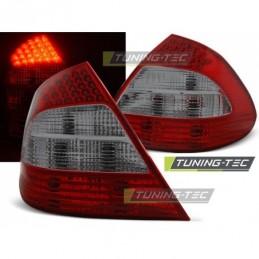 LED FEUX ARRIERE RED SMOKE fits MERCEDES W211 E-KLASA 03.02-04.06, Classe E W211
