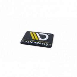 3D Sticker Maxton \D (6pcs.) A3
