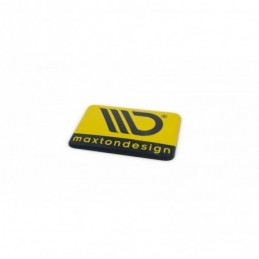3D Sticker Maxton \D (6pcs.) B3