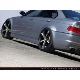 SIDE SKIRTS BMW 3 E46 - 4...