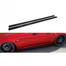 SIDE SKIRTS DIFFUSERS Mazda...