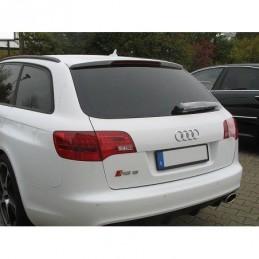 Spoiler Audi A6 C6 Avant...