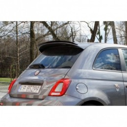 SPOILER EXTENSION FIAT 500...