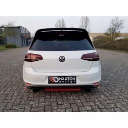 CENTRAL REAR SPLITTER VW...