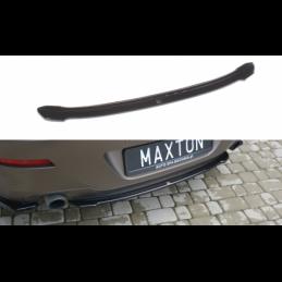 CENTRAL REAR SPLITTER BMW 6...