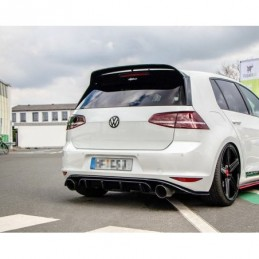 REAR VALANCE VW GOLF Mk7...