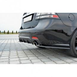 Rear Side Splitters Saab...