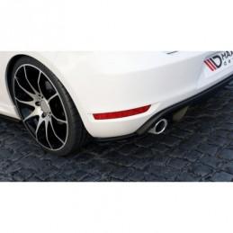 REAR SIDE SPLITTERS VW GOLF...